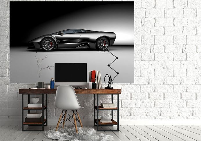 Super sports car wall murals | Homewallmurals.co.uk
